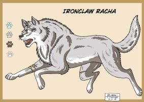 IRONCLAW RACHA by RUNNINGWOLF-MIRARI