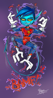 Nightcrawler by StoicSquid