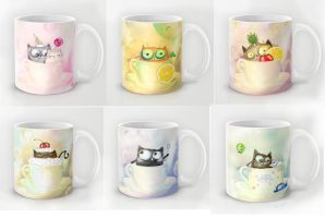 caffe catte by bemain