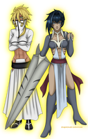 Arrancar Zanpakuto Spirits: Tiburon by PandorasJukebox