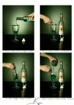 How To Mix Absinthe by KellyLMartellPhoto