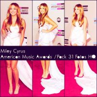 Miley Cyrus Pack American Music Awards by Teeffy