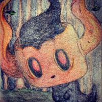 Phantump by latestchildhood