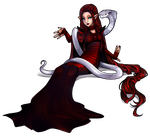 TAKING COMMISSIONS: For Hades on Subeta by Centi