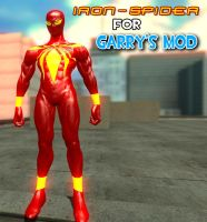 Iron Spider in Gmod by ErichGrooms3