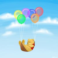 Relax, Pooh. by LollypopWolf