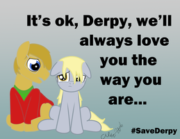 Save Derpy by CaptainCraptastrophe