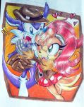 Nack and Carey by Astro-Wingz