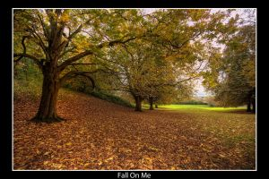 Fall on me by Jon4H