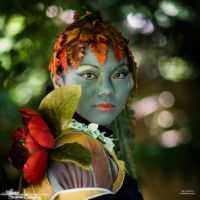 Seattle Cosplay Guild Wars 2 Sylvari Elementalist by Seattle-Cosplay