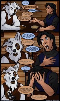 The Realm of Kaerwyn Issue 11 Page 12 by JakkalWolf