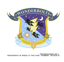 Wonderbolts Squadron Patch by fongsaunder