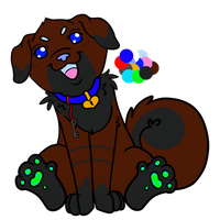 Dog Adopt-OPEN by Wolfies--Adopts