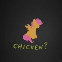 Chicken? by MR-1