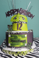 deviantART 12th Birthday: Birthday Hat Contest by TeamMinato