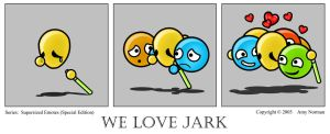We Love Jark by Splatty