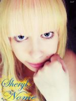 Preview de cosplay Sheryl Nome 4 by SaFHina