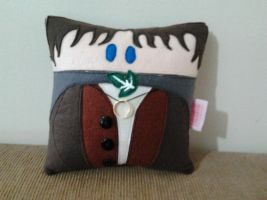 Handmade Lord of the Rings LOTR Frodo Pillow by RbitencourtUSA