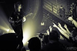 Opeth by AmpedPhotography
