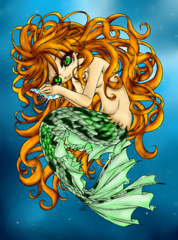 -Sounds of the Ocean- by Seraphim05