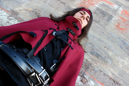 Final Fantasy VII: Vincent Valentine by nickelmac