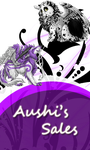 Wajas - Banners -  Aushi's Sales by Hence-Ferula