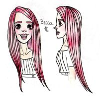 Becca two sides by FayGuts