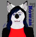 Rowan Badge by Indestrocto