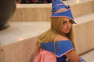 Dark Magician Girl 6 by Feywilde