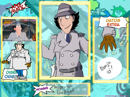 .-Ficha Animatic Club: Inspector Gadget-. by Trufinita