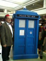 Doctors and the TARDIS by ThatOtherFangirl