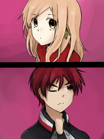 OH THESE TSUNDERE FEELINGS by Sentoshi
