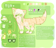 New sona - Tea - ref by T-e-a-K-i-t-t-y