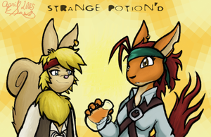 Strange Potion'd by MintyDreams7