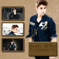 Pack 97- Justin Bieber by HQPacks