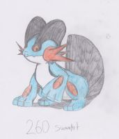 Swampert by blastoise96