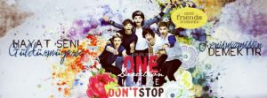 One Direction timeline cover. by SrsBLck