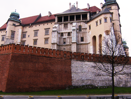Krakow Castle by rafalmania