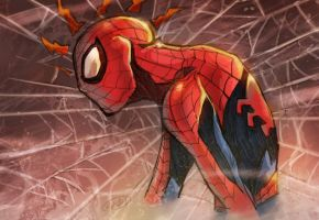Spider sence is tingling by eldeivi