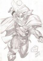Thor by LukeSpidey