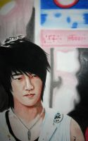 Yesung Boys in City by EuJoyuen