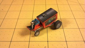 Hotwheels - Boothill Express by Dented-Rick