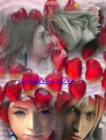 eternal love cloud and yuna by Zacksfilmsdirector