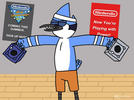 Mordecai Training for NWC by DJgames
