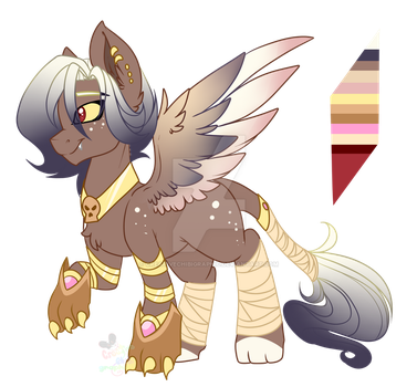 [COM] Raven and Zarah breedable by CreativeChibiGraphic