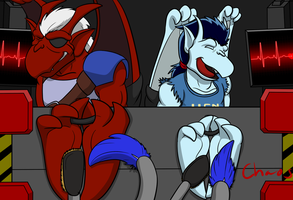 [C] A Father and Son Interrogation by ChaosGreiga