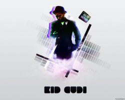 Kid CuDi by Incorrect-Password