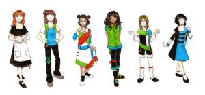 Childrens Fashion by IronicChoice
