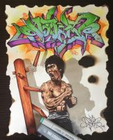 bruce lee theme - NOVER GWB by NoverGWB