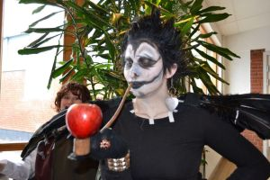 Ryuk with style! by DragonTina